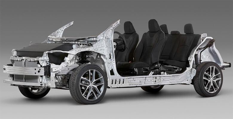 Новая платформа Toyota