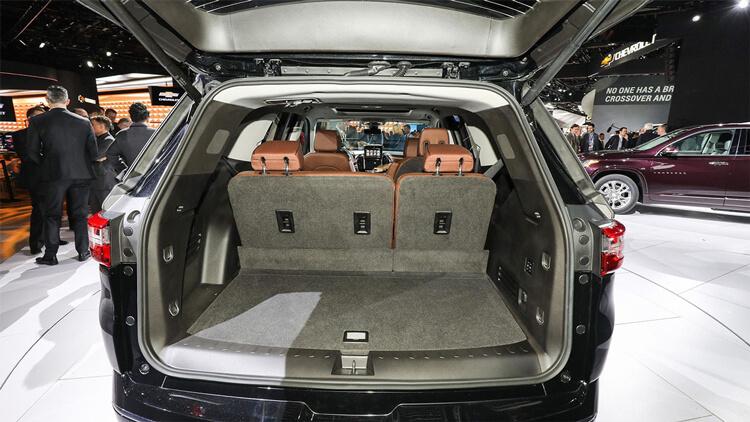 Багажник Chevrolet Traverse