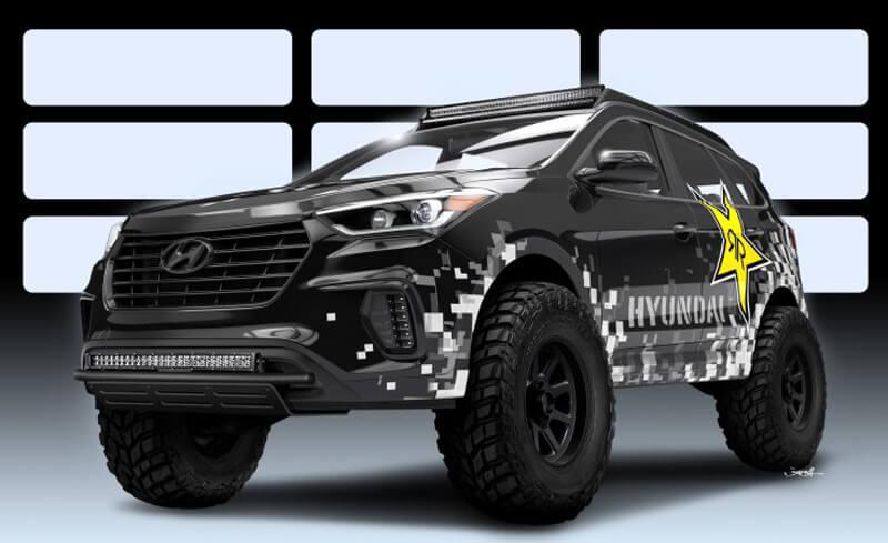 Photo of Новый внедорожник от Hyundai