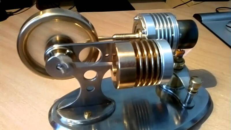 Photo of Двигатель внешнего сгорания можно сделать из консервной банки