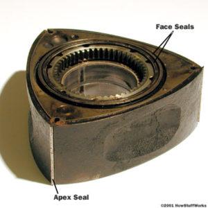 Ротор роторного двигателя
