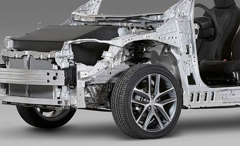 Photo of В 2015 году Toyota выпустила новую модульную платформу TNGA