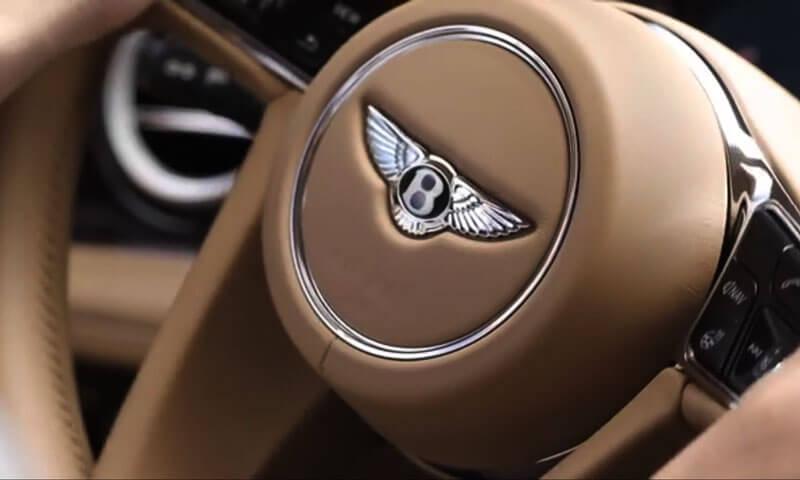 Первый внедорожник от Bentley