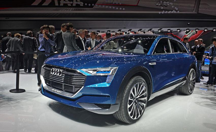 Photo of Система полного привода E-tron quattro : какой она будет у электромобилей Audi?