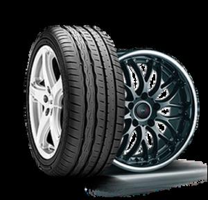 Устройство автомобильного колеса