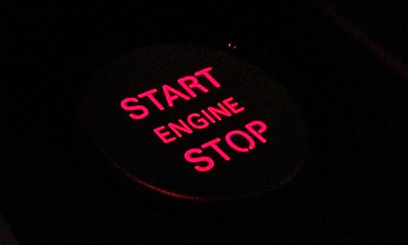 Система старт стоп на автомобиле