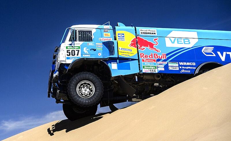 Photo of Убедительная победа команды КАМАЗ-мастер в грузовом зачете ралли-марафона Дакар