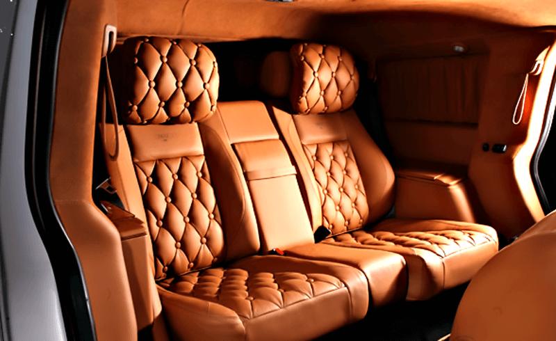 сиденье автомобиля