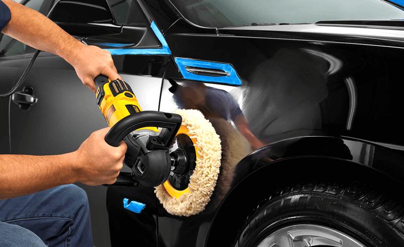 Photo of Правильная восстановительная полировка кузова автомобиля