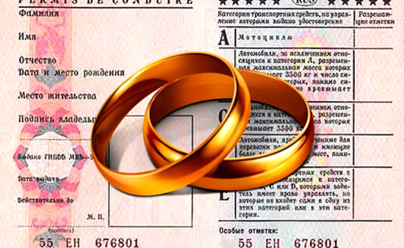 Photo of Замена водительских прав при смене фамилии: делай сразу или ты вне закона