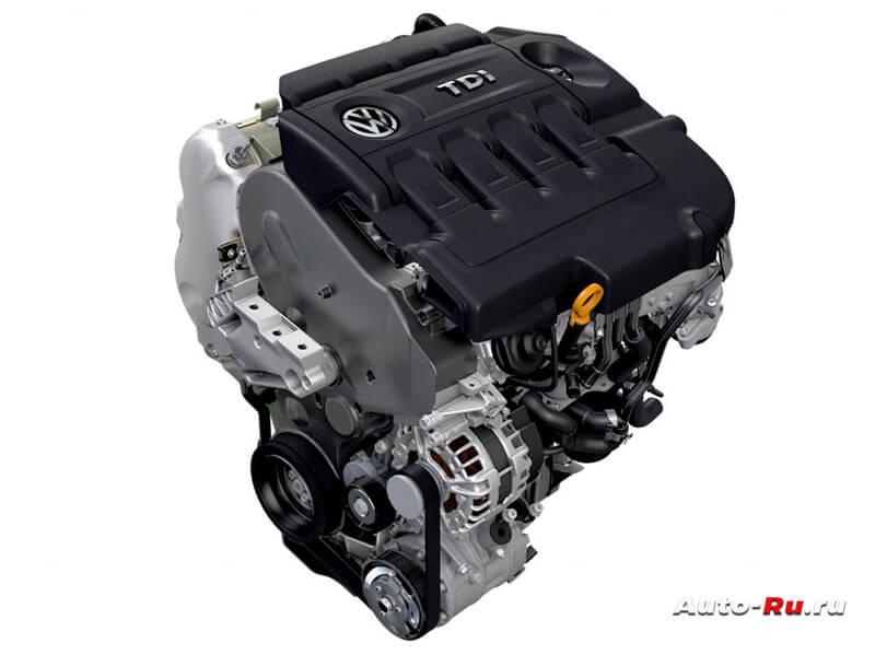 Самые надежные двигатели. VW 2.0 TDI (EA288)
