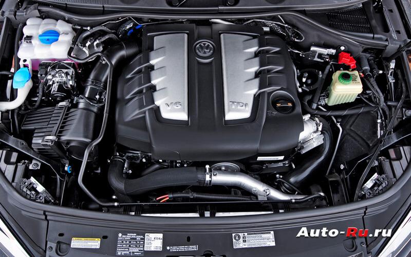 Турбодизель V6 TDI