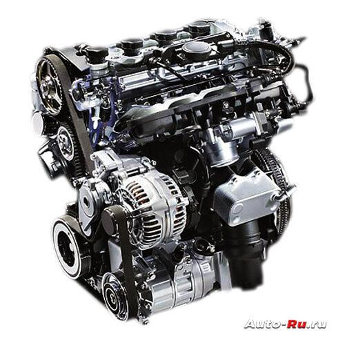 Бензиновый турбированный двигатель A4 B7 2,0