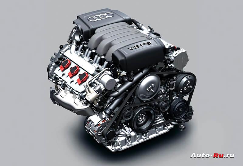 Современный V6 AAH Audi