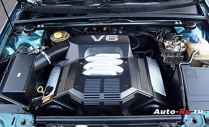 Двигатель VW V6 AAH