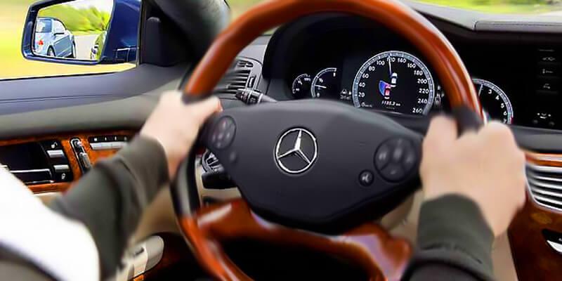 Биение на руле. основные причины вибрации в руль на скорости и при торможении