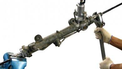 ремонт рулевой рейки своими руками
