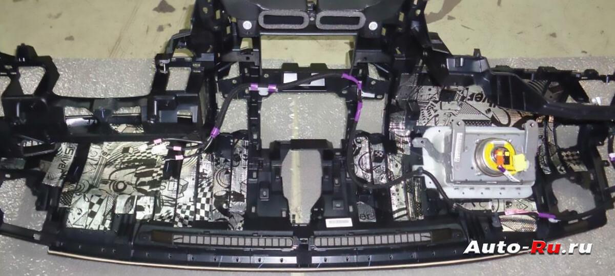 shumka torpedo3 - Шумоизоляция авто строительными материалами своими руками