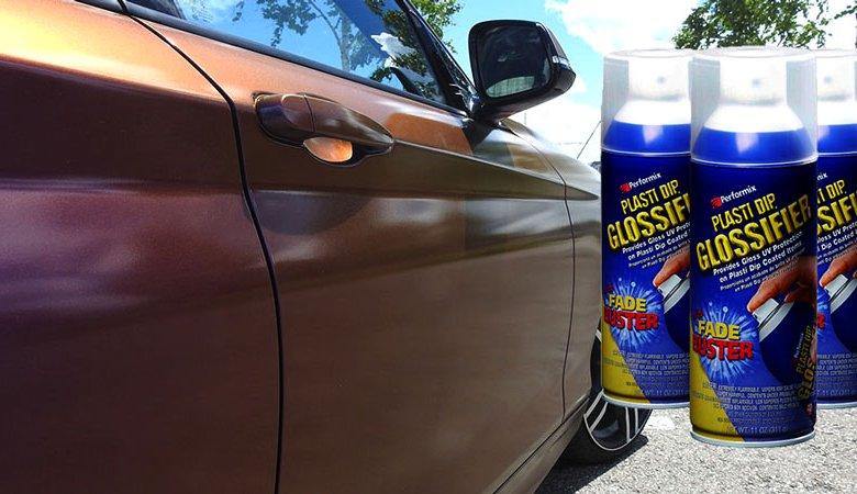 жидкая резина для авто в баллончике