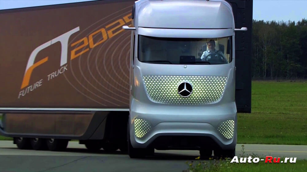 Автомобили будущего - это уже настоящее