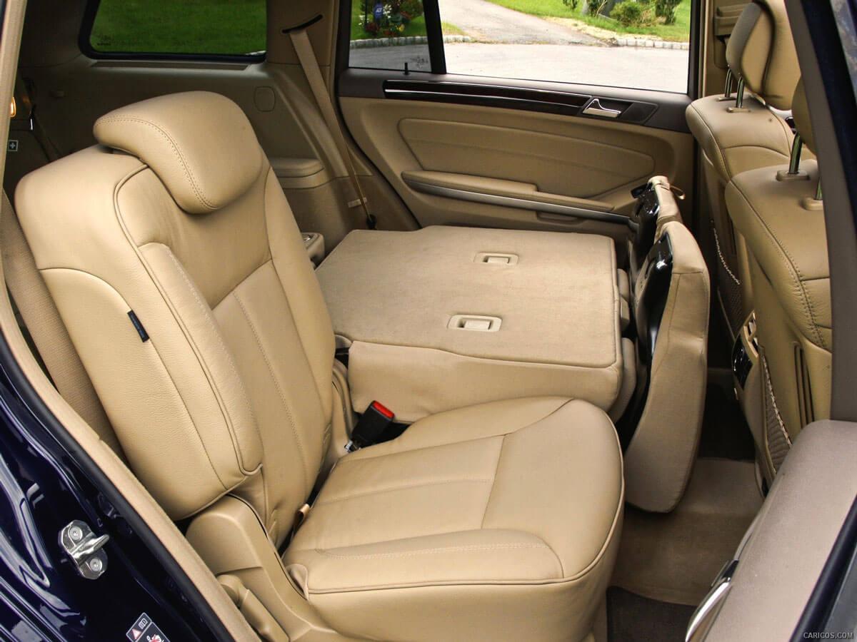 Салон Mercedes GL Class