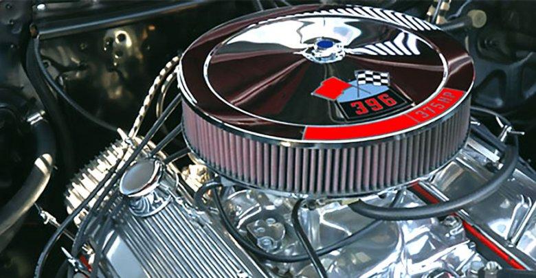воздушный фильтр двигателя