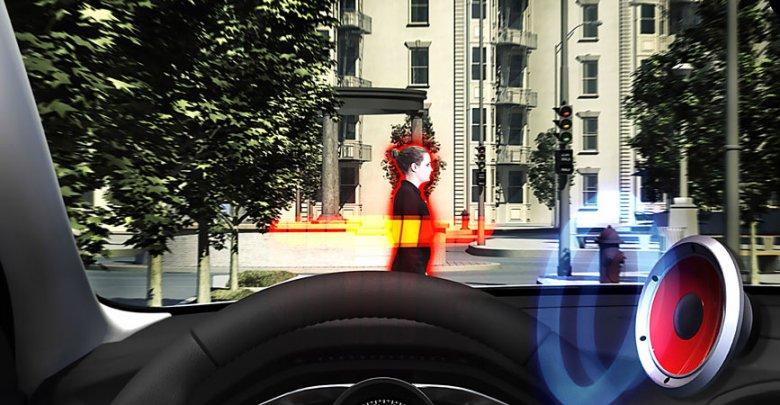 система обнаружения пешеходов