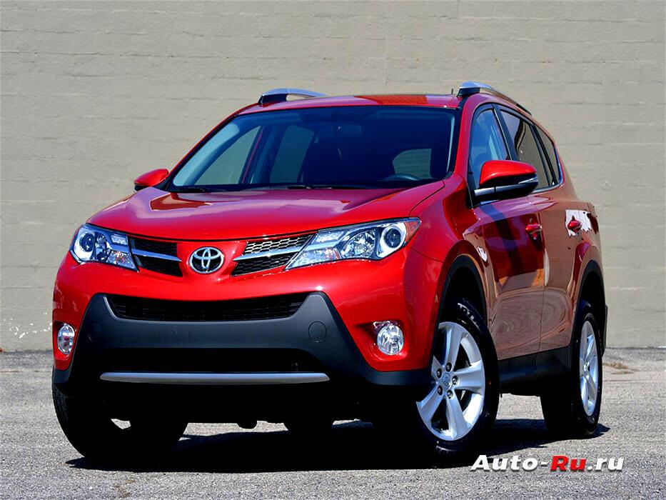 Подержанный автомобиль Toyota-RAV4