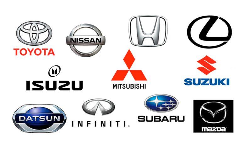 Японские марки автомобилей теряют позиции в России