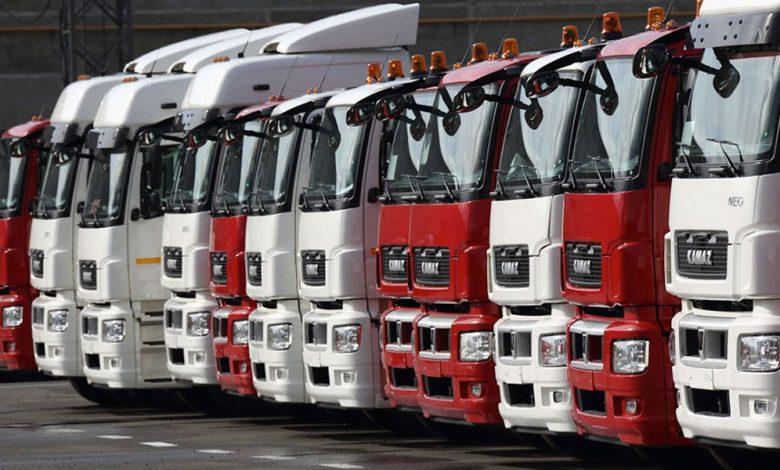 Рынок грузовых автомобилей 2019